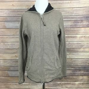 Banana Republic Wool Cashmere Blend Hoodie